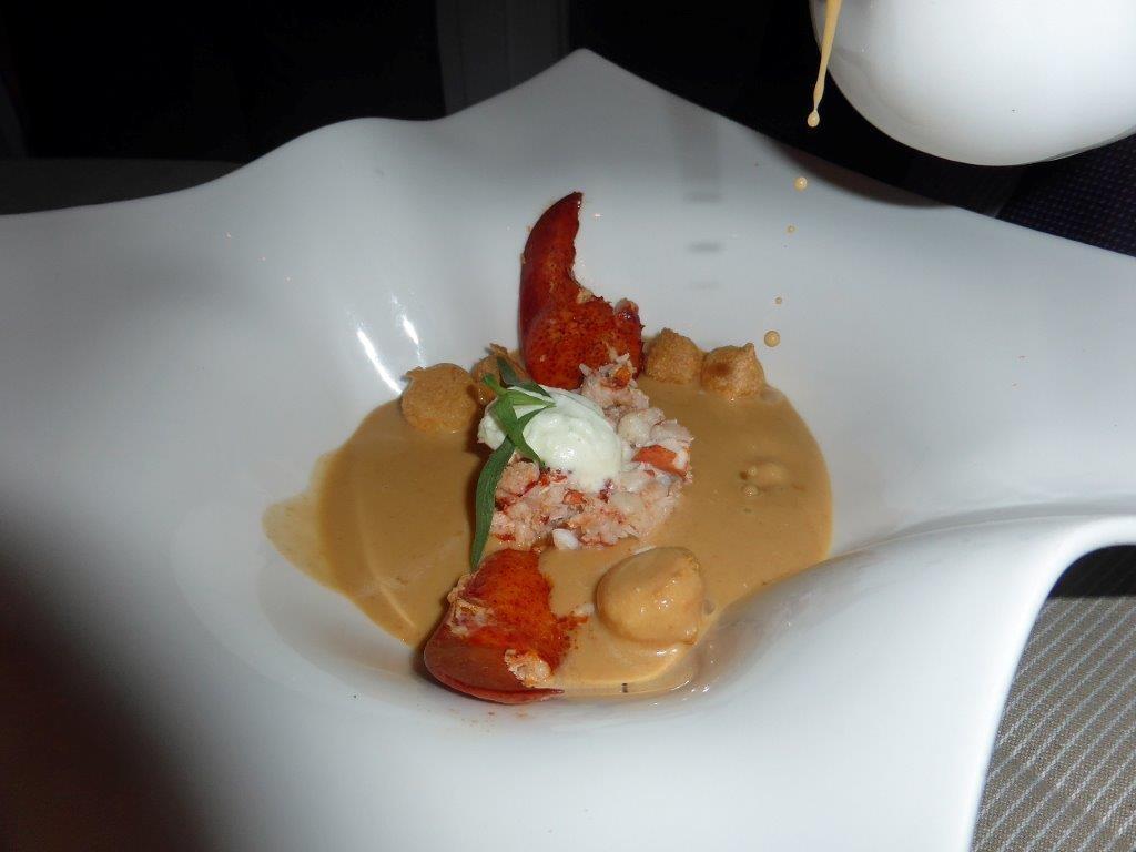 Bisque de homard ©AA