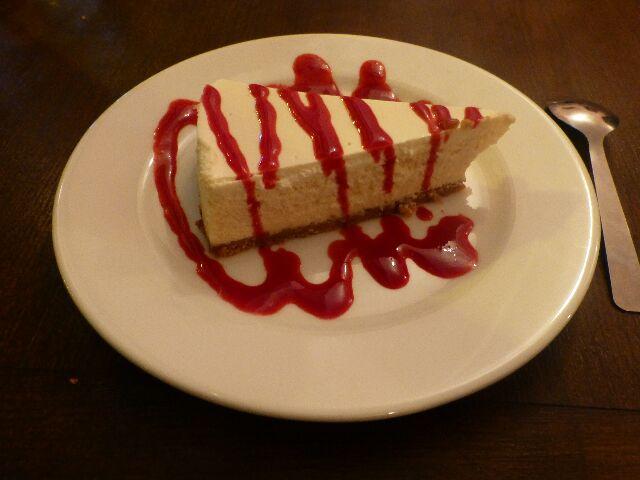Cheesecake © DC