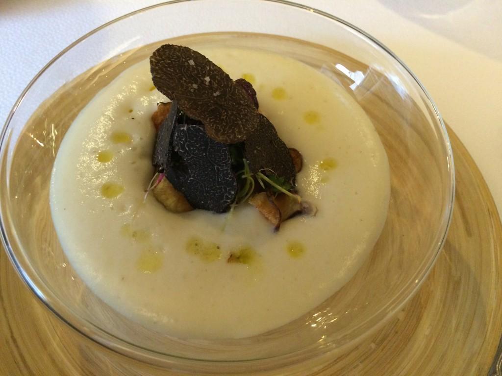 Oeuf parfait aux truffes ©GP