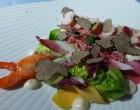 Salade de homard aux truffes © GP