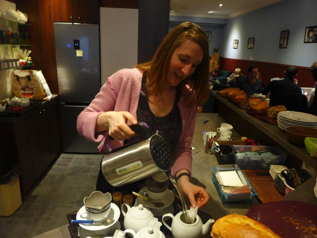 Service du thé © GP