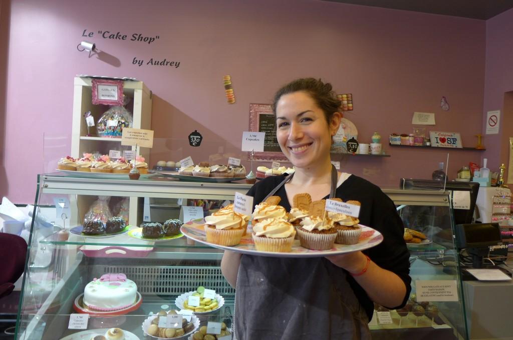 l'atelier des gâteaux, pâtisserie paris 6e - les gâteaux d'audrey
