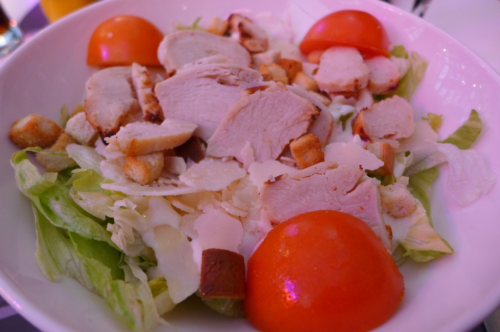Salade Caesar © GP