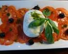 Tomates, burrata © GP