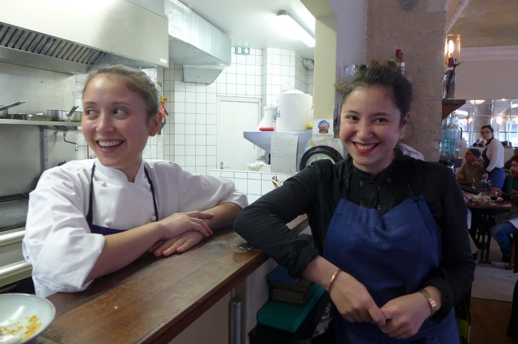 Tatiana et Katia Levha © GP