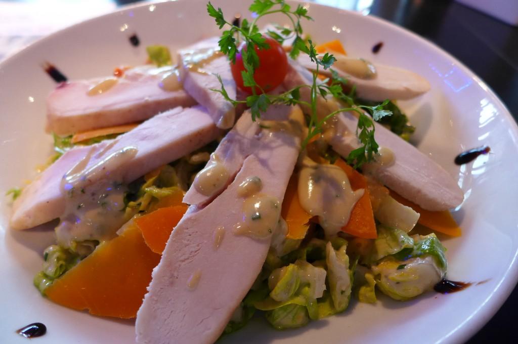 Salade César ©GP