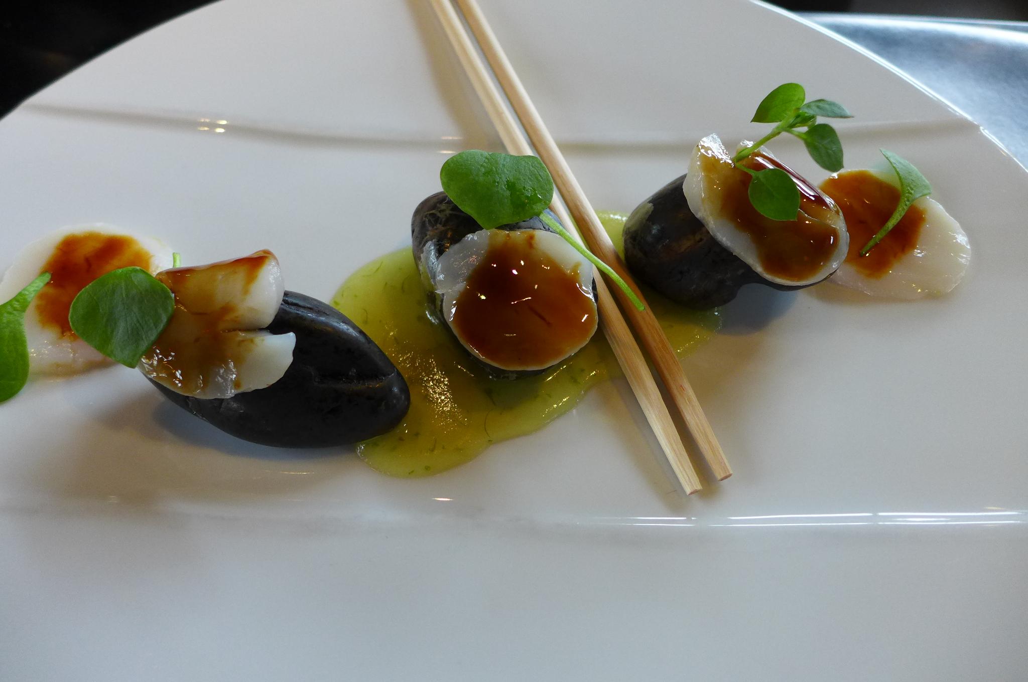 Marc pietri et guy benayoun - Restaurant confluence domo ...