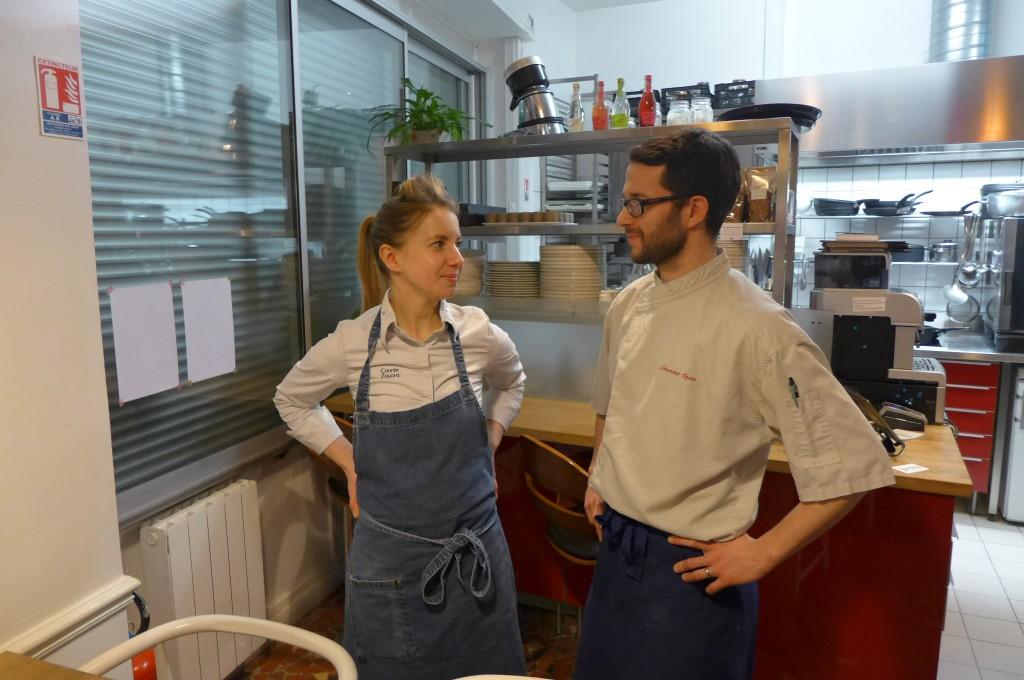 Connie et Laurent © GP