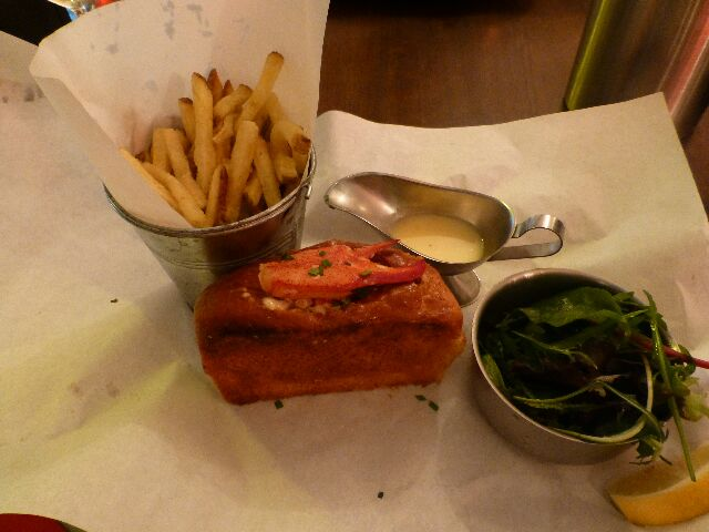 Lobster roll © DC