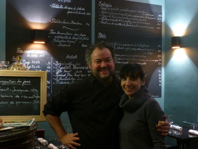 Ludovic et Judith ©DC