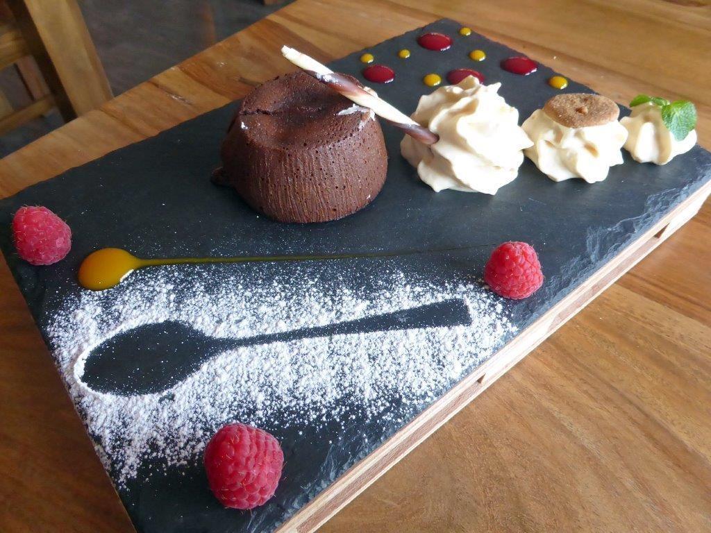 Mi-cuit au chocolat ©AA