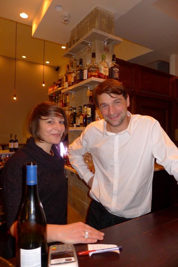 Cédric et Aurélie ©JPE