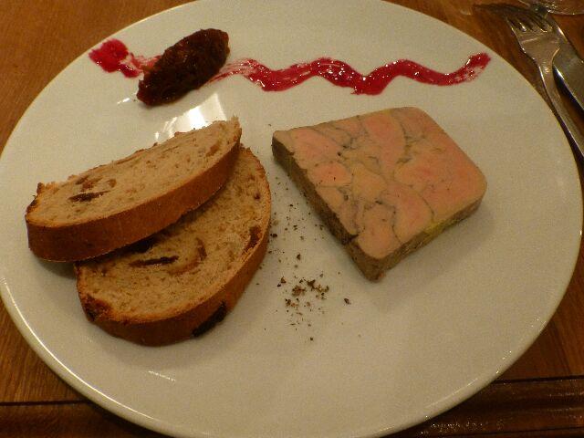 Foie gras des Landes