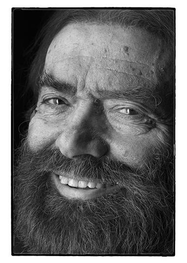 Marek Halter © Maurice Rougemont