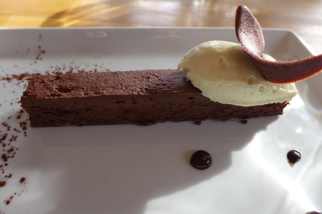 Marquise au chocolat © GP