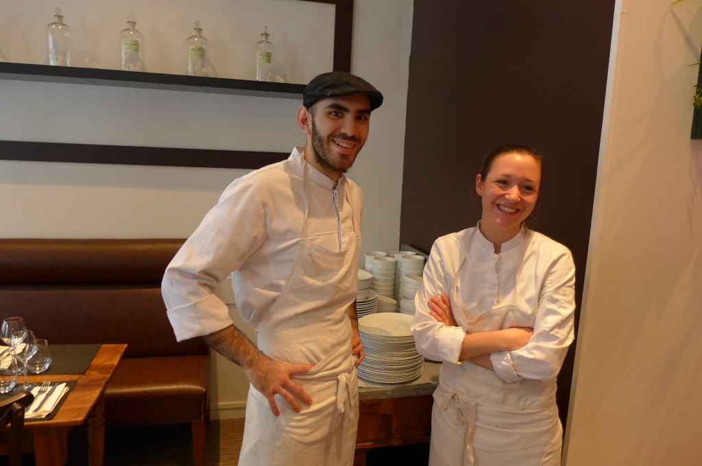Le duo de cuisine © GP