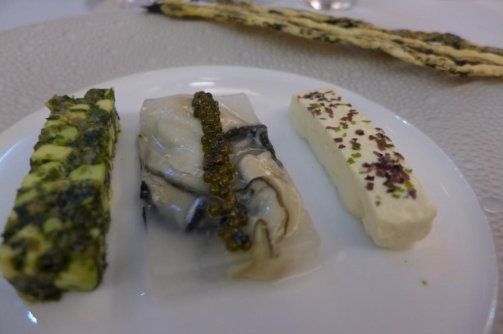 Huîtres et caviar © GP