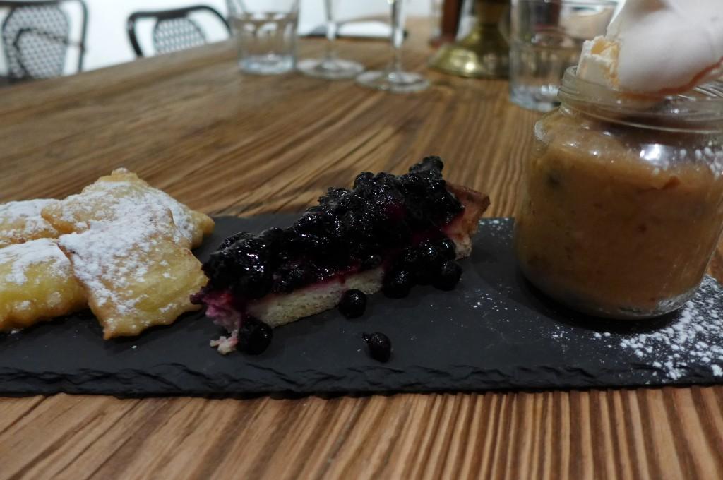 Desserts bellevillois ©GP