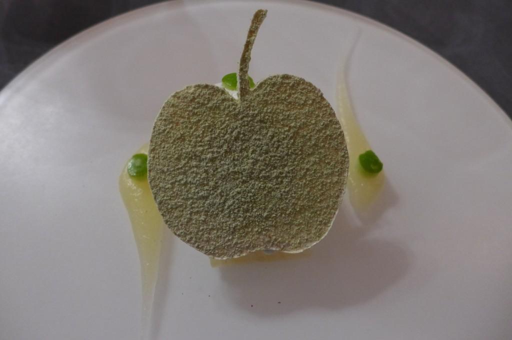 La pomme © GP