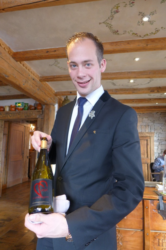 Service des vins © GP