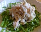 Salade de crabe © GP