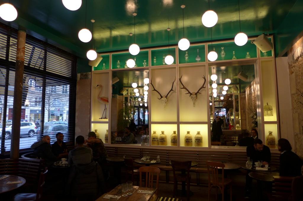 Saint Loup Au Restaurant
