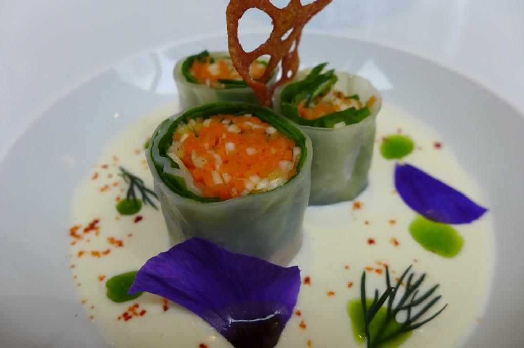 Makis de légumes © GP