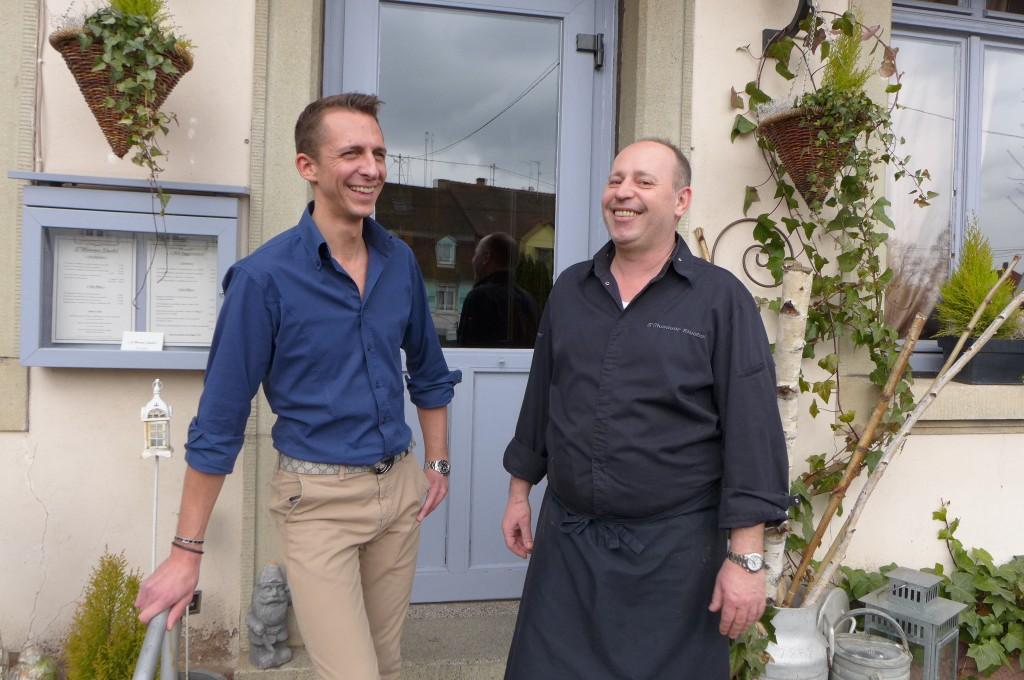 Marco et Christophe © GP
