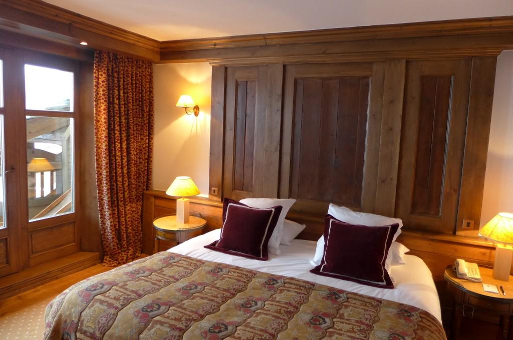 """Une chambre """"lodge"""" © GP"""