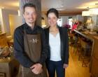 Laurent Hollander et Audrey Mattis © GP