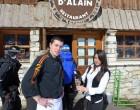 L'Etable d'Alain à la Ferme de l'Adroit - Val d'Isère