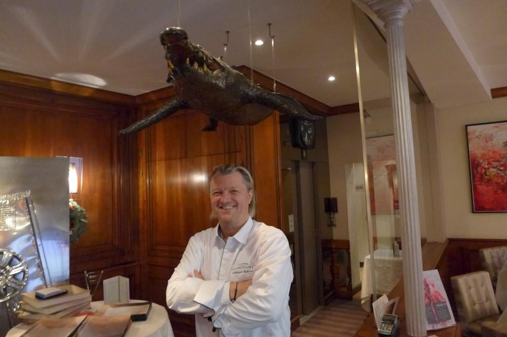 Philippe Bohrer au Crocodile © GP