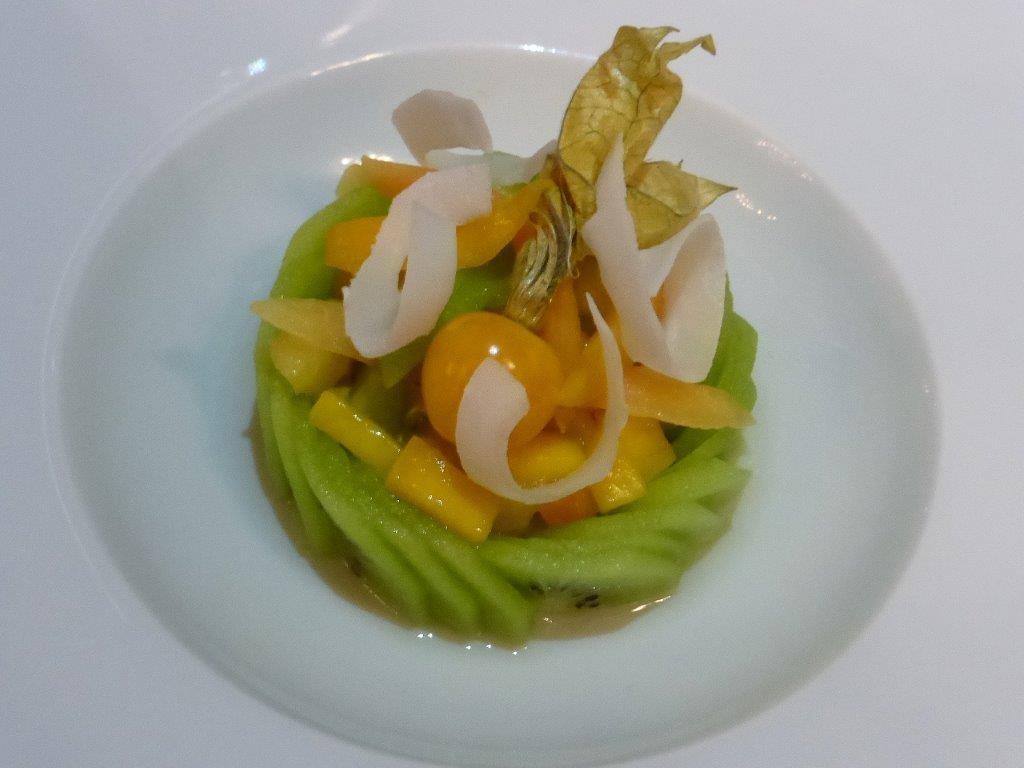 Salade de fruits exotiques ©AA