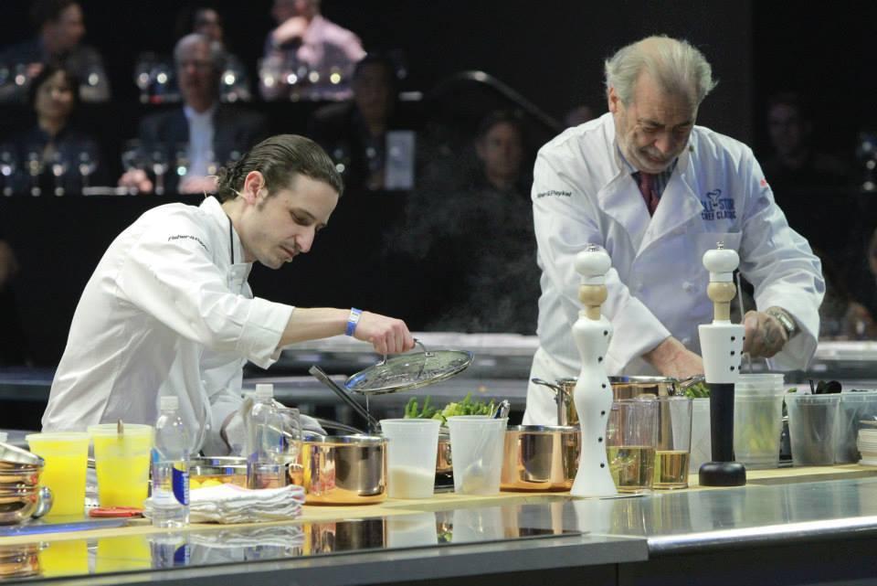 Pierre et Marc Meneau © DR