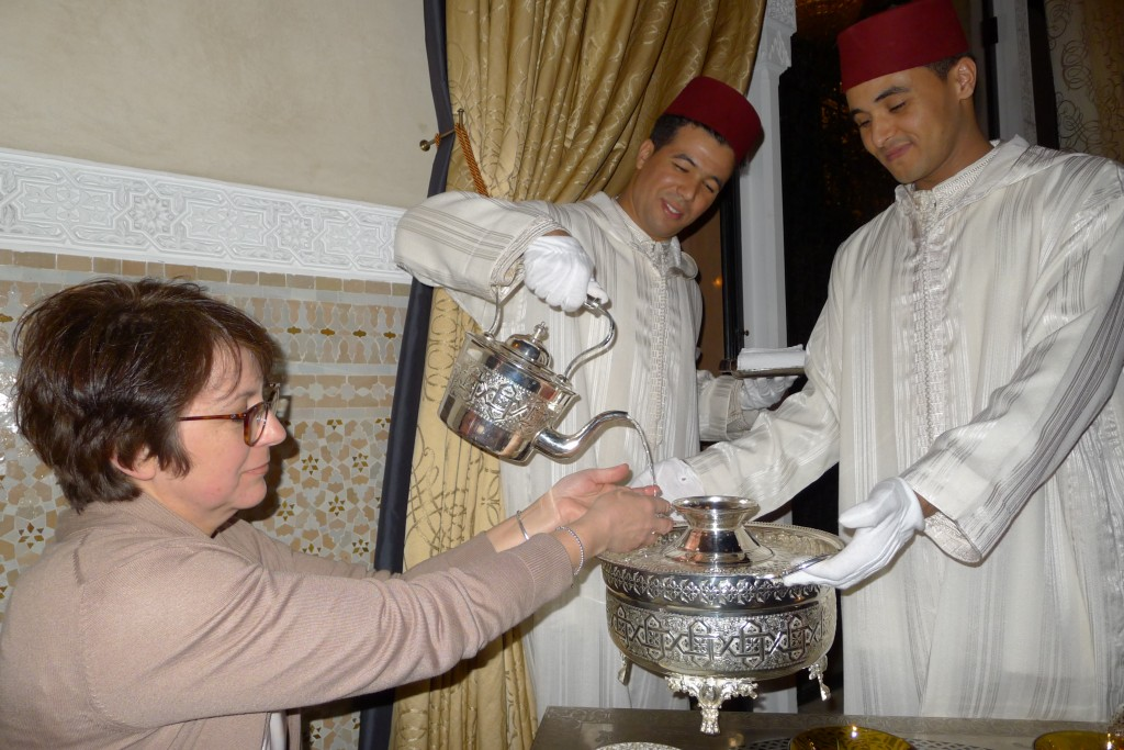 La Grande Table Marocaine au Royal Mansour, restaurant Marrakech ...