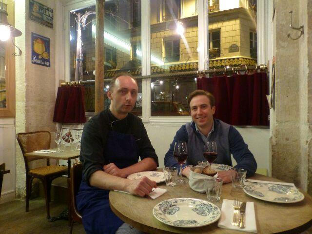 Anton et Benoît ©DC