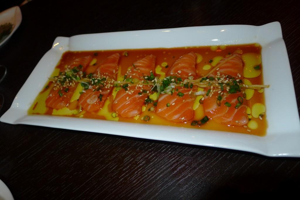 Carpaccio de saumon ©JPE