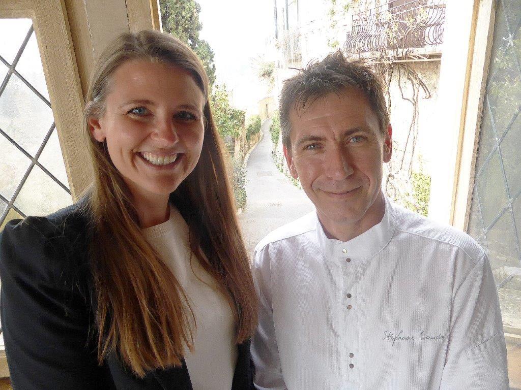 Frida Ivarsson et Stephane Laurin ©AA