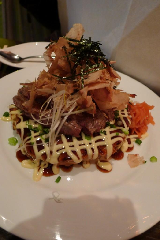 Galette Okonomiyaki ©JPE