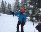 Val d'Isère: en raquette avec Michel Gavet