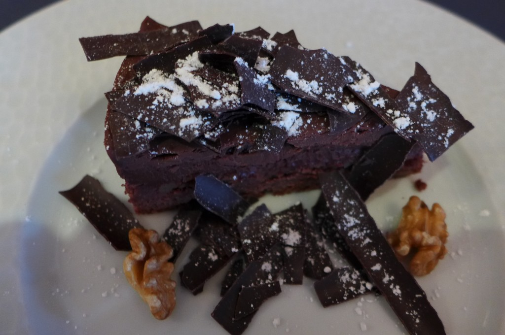 Brownie savoyard © GP