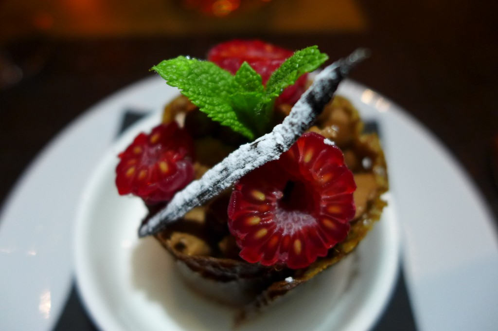 Mousse tout chocolat © GP