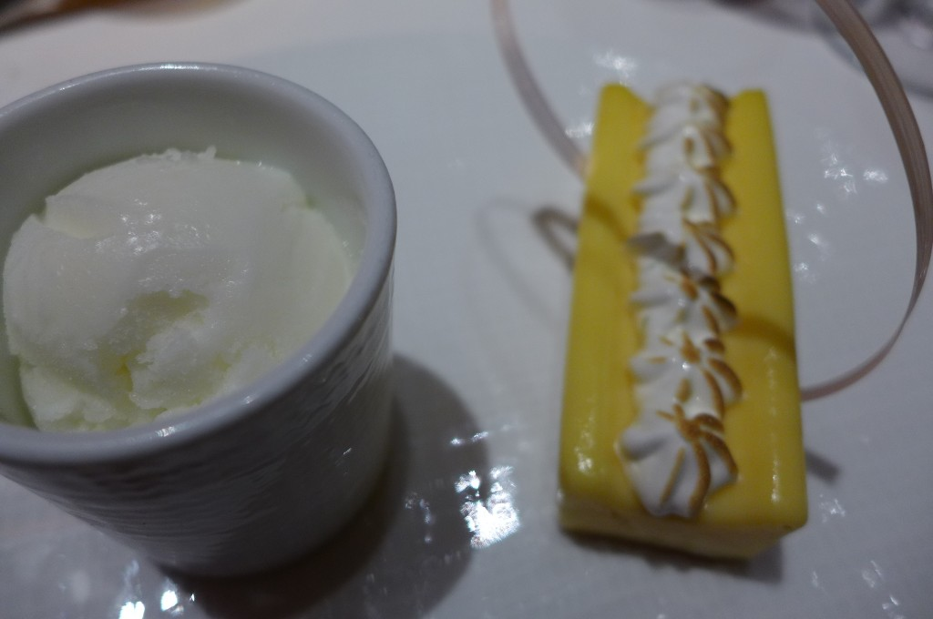 Tarte citron meringuée © GP