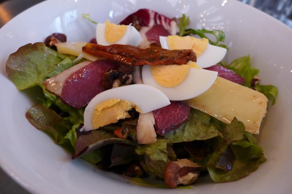 Salade parisienne © GP