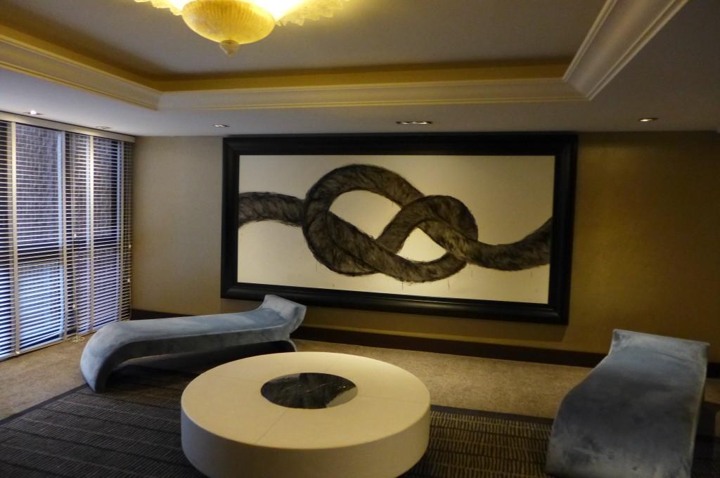 Couloir au 4e étage © GP