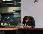 Alexandre Mazzia en cuisine © GP
