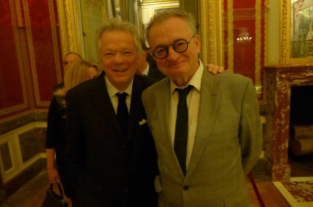 GP et Jean-Luc Petitrenaud © GP