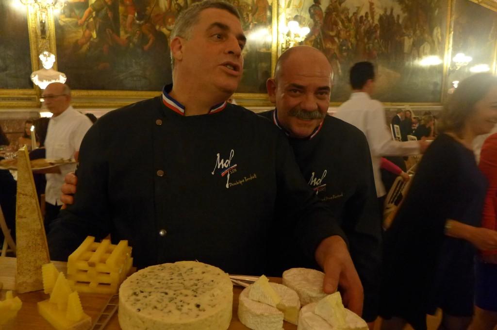 et les fromages © GP