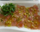 Carpaccio de thon rouge © GP