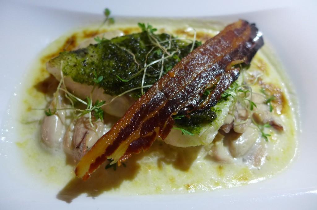 Sandre, grenouilles, choucroute © GP